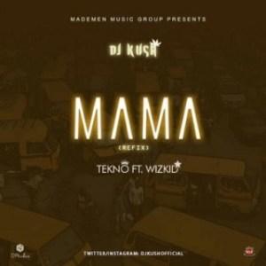 DJ Kush - Mama (Refix) ft Tekno x Wizkid